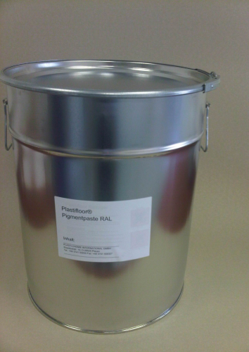 Pigment paste special colour/25 kg